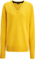 Joseph Pure Wool Knit V Neck Sweater