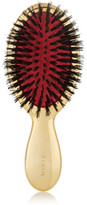 Aerin Beauty - Travel Gold-tone Hairbrush - one size