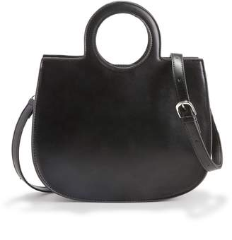 La Redoute Collections Ring Handle Bag