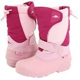 Tundra Boots Kids Quebec (Toddler/Little Kid/Big Kid) (Fuchsia/Pink) Girls Shoes