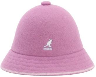 Kangol WOOL BLEND BUCKET HAT