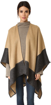 Rag & Bone Double Faced Wrap Scarf
