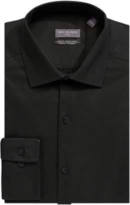 Van Heusen Slim Fit Long-Sleeve Dress Shirt
