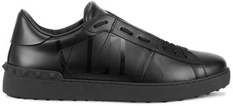 Valentino VLTN Open black leather sneakers