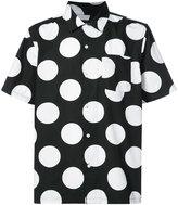 Stussy large polka dot shirt