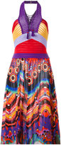 Roberto Cavalli Dreamscape dress