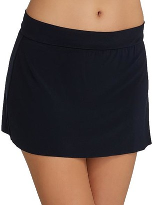 Magicsuit Jersey Skirted Bikini Bottom
