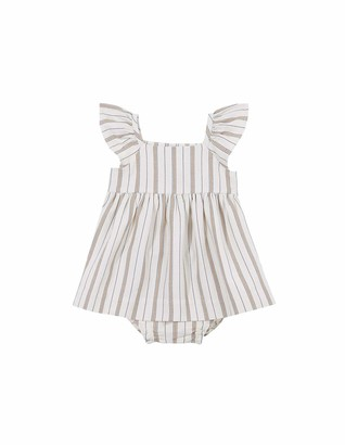 Gocco Baby Girls' Vestido Rayas Dress