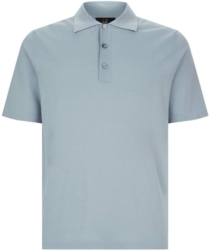 Dunhill Cotton Polo Shirt