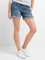 Gap Denim roll shorts