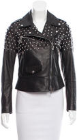 Belstaff Studded Leather Jacket