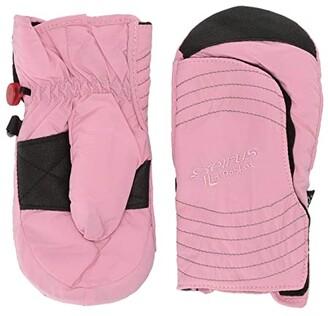 Seirus Hot Pocket Mitt (Pink) Snowboard Gloves