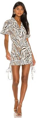 L'Academie The Sharay Mini Dress