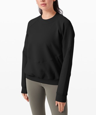 Lululemon City Sweat Crew *Spacer