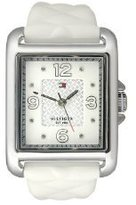Tommy Hilfiger Synthetic White Dial Women's Watch #1781242