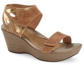 Naot Footwear Women's 'Intrigue' Platform Wedge