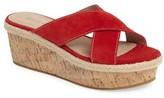 Pelle Moda Women's Harriet Platform Wedge Sandal