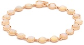 Irene Neuwirth Opal & rose-gold bracelet