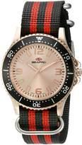 Seapro Men's SP5314NR Analog Display Quartz Two Tone Watch