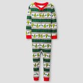 Dr. Seuss Toddler Dr. Seuss' The Grinch Pajamas - Green