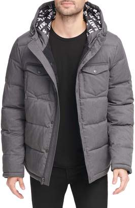 Levi's Quilted Cotton Puffer Jacket