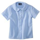 French Toast® Toddler Girls School Uniform Short-Sleeve Peter Pan Blouse