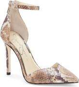 Jessica Simpson Pixera2 Clear Leopard Print Pumps | Dillard's