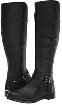 Kenneth Cole Reaction Wind Riding Boot (Black) Women's Shoes