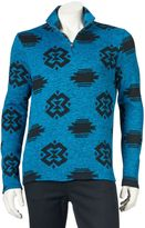 Men's Urban Pipeline Fleece Fleece Quarter-Zip Sweater
