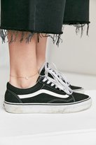 Urban Outfitters Delicate Butterfly Anklet