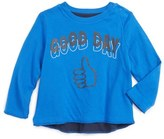 Stella McCartney 'Coby - Good Day/Bad Day' Reversible Sweatshirt (Baby)