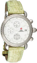 Michele Diamond CSX Chronograph Watch
