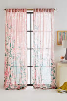 Anthropologie Lilya Curtain