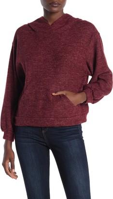Lush Cozy Hooded Sweatshirt