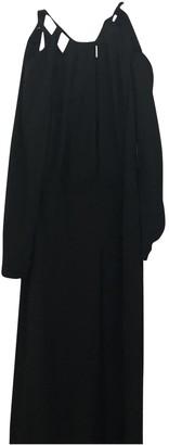 Vilshenko Black Viscose Dresses