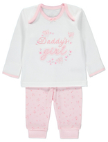 George Daddy's Girl Pyjamas