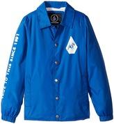 Volcom Brews Coach Jacket Boy's Coat
