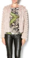 Greylin Faux Fur Coat