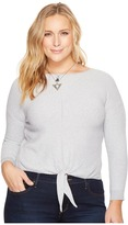Lucky Brand Tie Front Sweater Women's Sweater