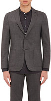 Officine Generale MEN'S WOOL TWO-BUTTON SPORTCOAT