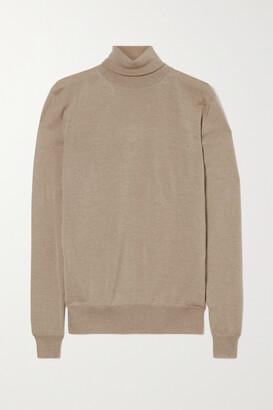 Stella McCartney - Wool Turtleneck Sweater - Neutrals