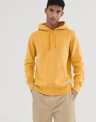 Element Neon hoodie in yellow