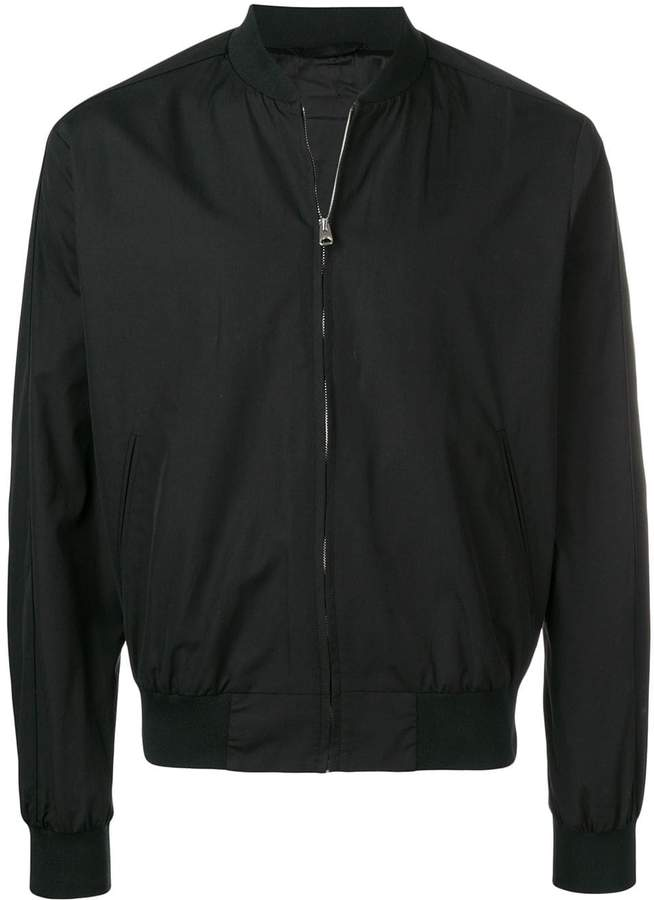 2adcc0c0b Worldwide embroidered bomber jacket