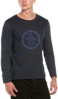 Original Penguin Graphic Crewneck Sweatshirt