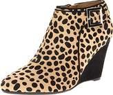 Isaac Mizrahi New York women's Winonalee Wedge Boot,6 M US