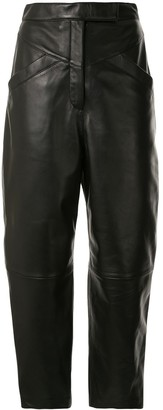 Manning Cartell Australia Cropped Panelled Trousers