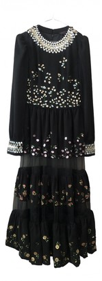Manish Arora Black Dress for Women