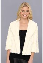 Tart - Noel Faux Fur Jacket (White) - Apparel