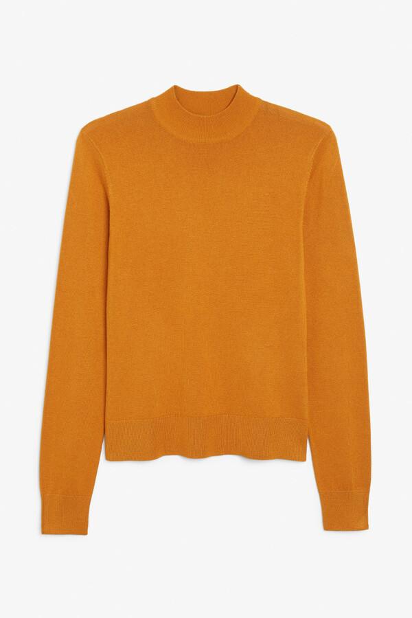 Monki Tight knit top