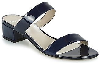 Perlato NEOUDLA women's Mules / Casual Shoes in Blue